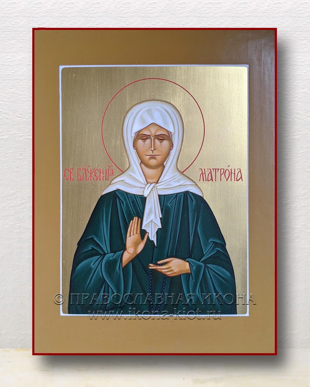 Икона «Матрона Московская, блаженная» (образец №36)