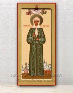 Икона «Матрона Московская, блаженная» (образец №4)