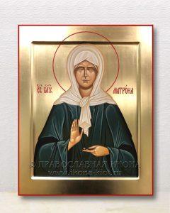 Икона «Матрона Московская, блаженная» (образец №40)