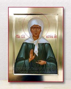 Икона «Матрона Московская, блаженная» (образец №42)