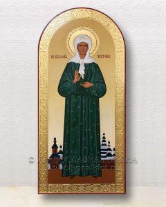 Икона «Матрона Московская, блаженная» (образец №44)
