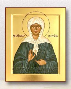 Икона «Матрона Московская, блаженная» (образец №46)