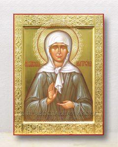 Икона «Матрона Московская, блаженная» (образец №47)