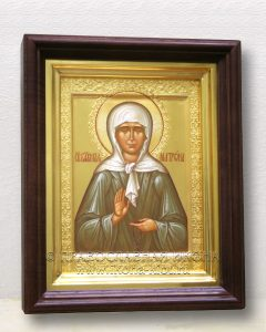 Икона «Матрона Московская, блаженная» (образец №48)