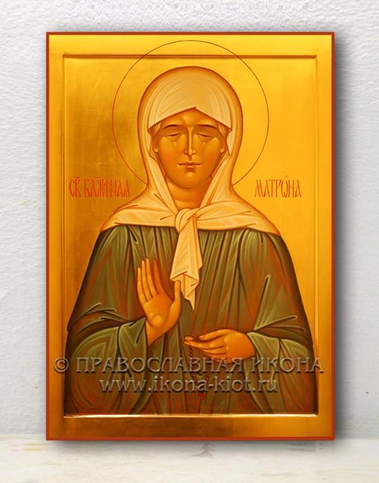 Икона «Матрона Московская, блаженная» (образец №5)