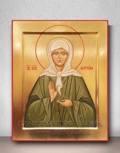 Икона «Матрона Московская, блаженная» (образец №6)