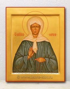 Икона «Матрона Московская, блаженная» (образец №7)