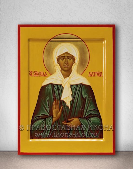 Икона «Матрона Московская, блаженная» (образец №8)