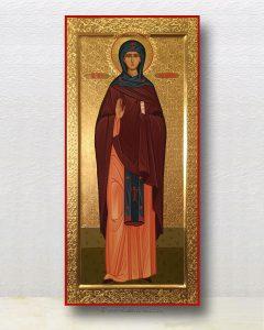 Икона «Мелания преподобная» (образец №1)