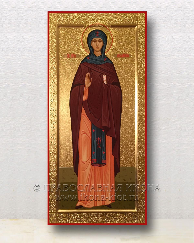 Икона «Мелания преподобная»