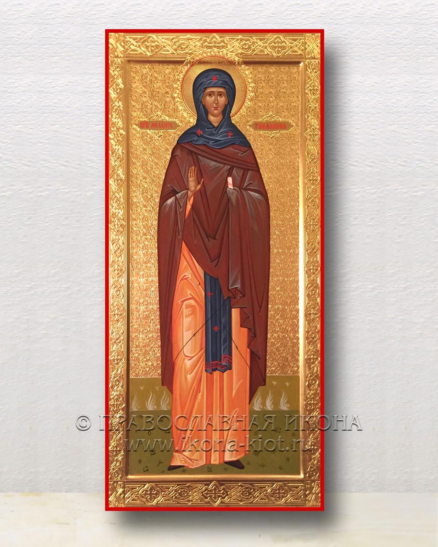 Икона «Мелания преподобная» (образец №2)
