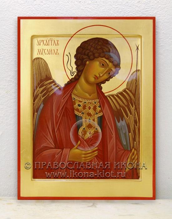 Икона «Михаил Архангел, архистратиг» (образец №1)