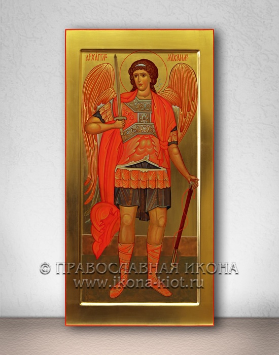 Икона «Михаил Архангел, архистратиг» (образец №13)