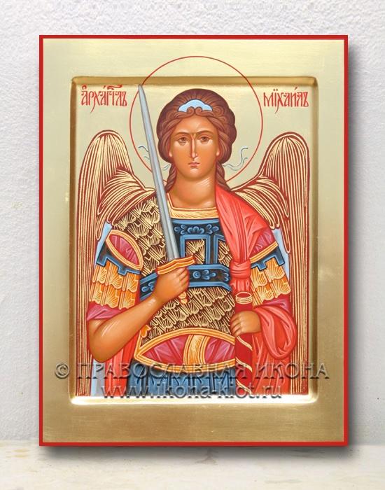 Икона «Михаил Архангел, архистратиг» (образец №16)
