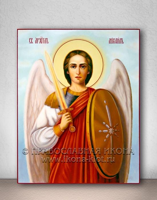 Икона «Михаил Архангел, архистратиг» (образец №4)