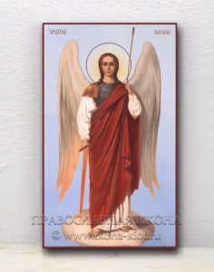 Икона «Михаил Архангел, архистратиг» (образец №18)