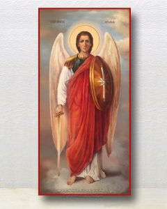 Икона «Михаил Архангел, архистратиг» (образец №19)