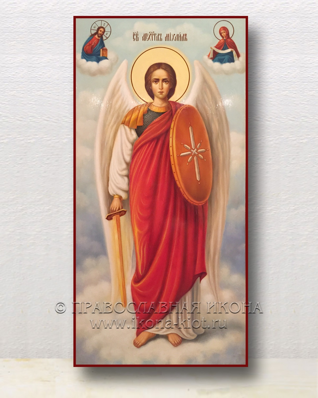 Икона «Михаил Архангел, архистратиг» (образец №20)