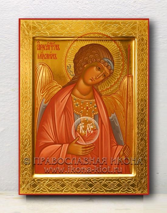 Икона «Михаил Архангел, архистратиг» (образец №21)