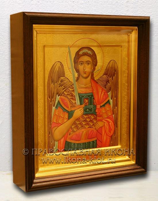 Икона «Михаил Архангел, архистратиг» (образец №29)