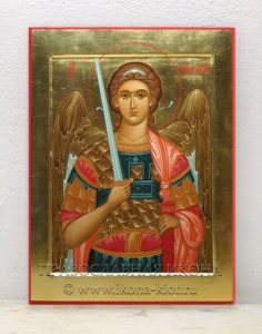 Икона «Михаил Архангел, архистратиг» (образец №5)