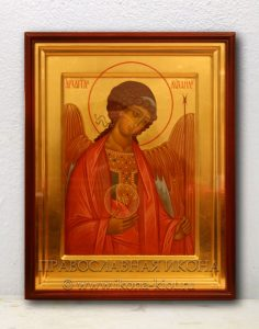 Икона «Михаил Архангел, архистратиг» (образец №30)