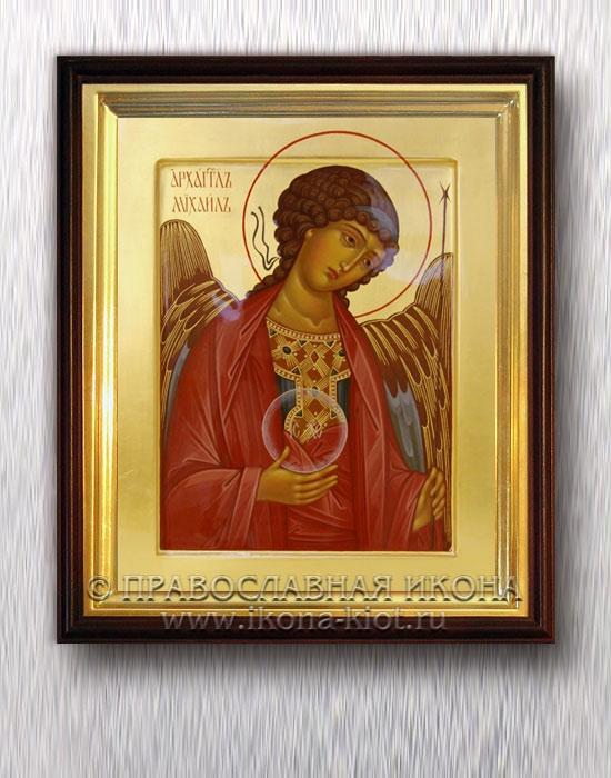 Икона «Михаил Архангел, архистратиг» (образец №32)