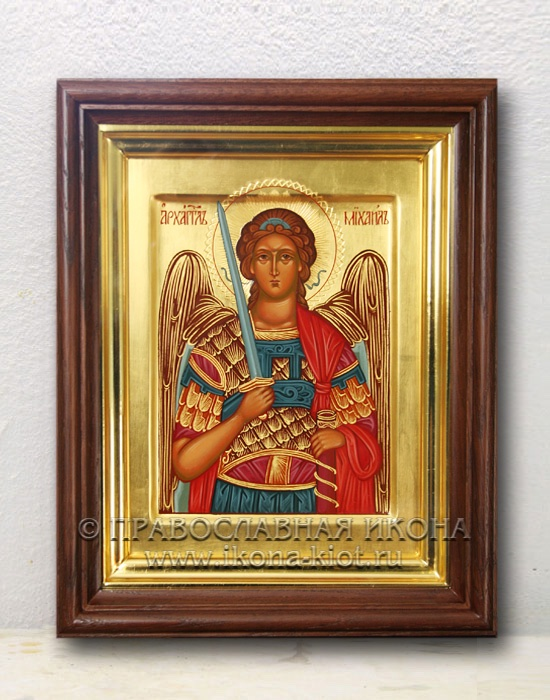 Икона «Михаил Архангел, архистратиг» (образец №33)