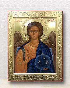 Икона «Михаил Архангел, архистратиг» (образец №35)