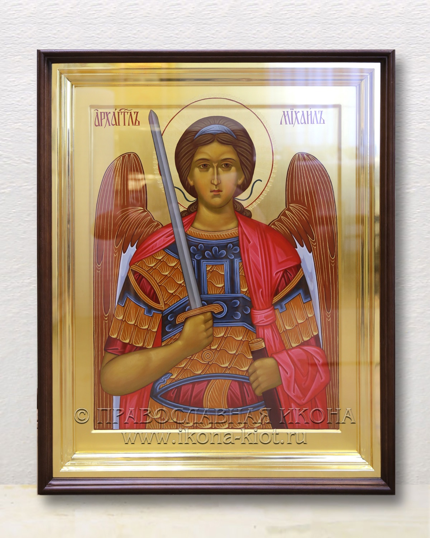 Икона «Михаил Архангел, архистратиг» (образец №37)