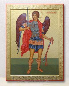 Икона «Михаил Архангел, архистратиг» (образец №38)