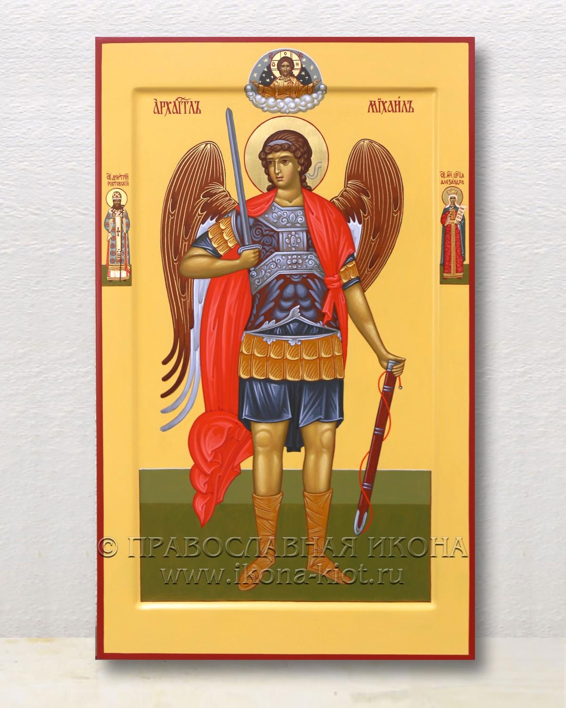 Икона «Михаил Архангел, архистратиг» (образец №39)