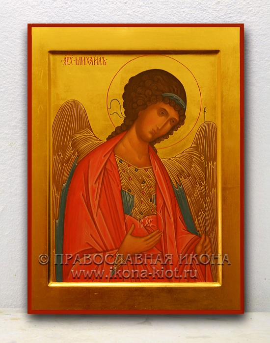 Икона «Михаил Архангел, архистратиг» (образец №6)