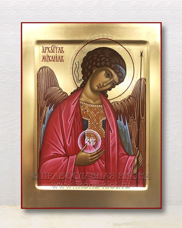 Икона «Михаил Архангел, архистратиг» (образец №41)