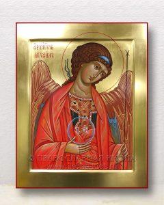 Икона «Михаил Архангел, архистратиг» (образец №43)