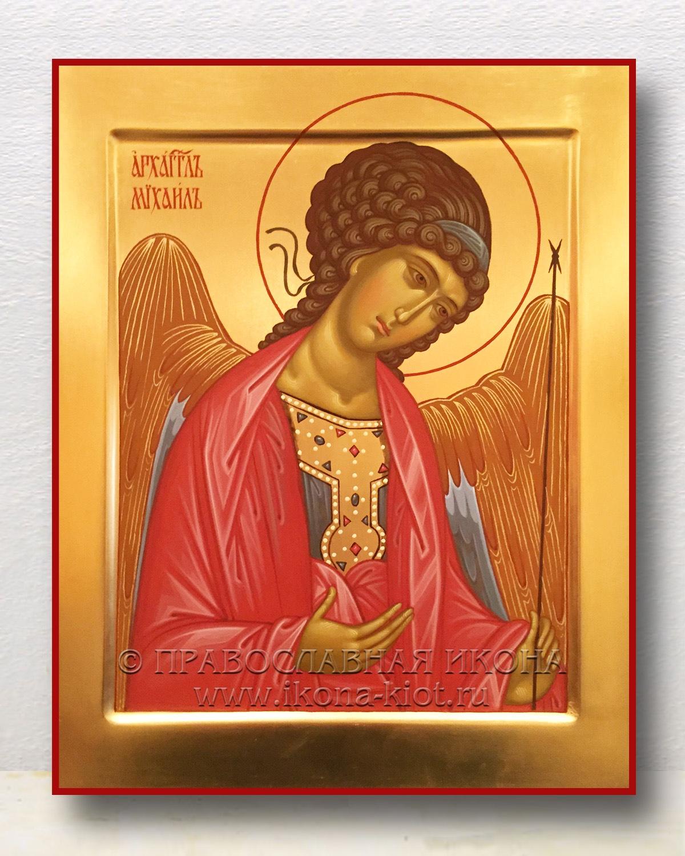 Икона «Михаил Архангел, архистратиг» (образец №7)