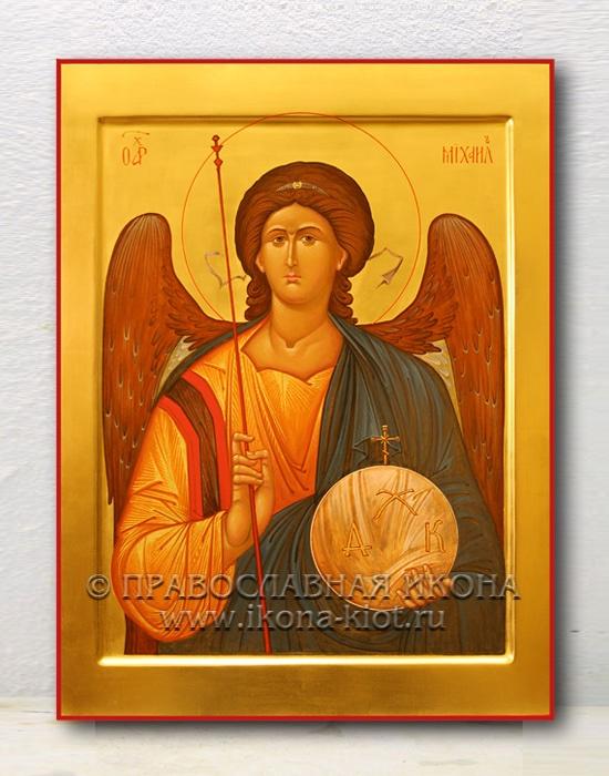 Икона «Михаил Архангел, архистратиг» (образец №8)