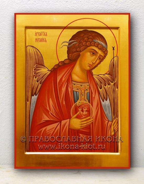 Икона «Михаил Архангел, архистратиг» (образец №9)