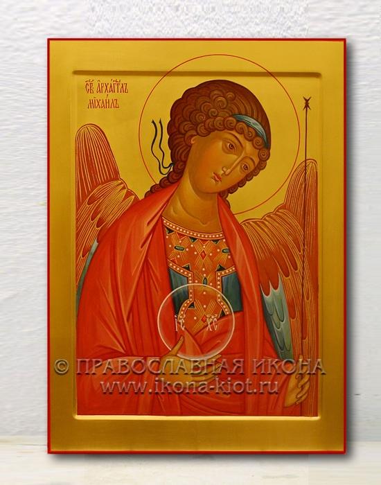 Икона «Михаил Архангел, архистратиг» (образец №10)