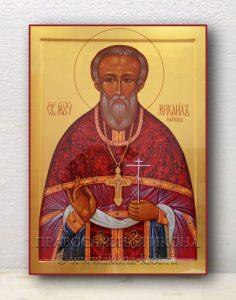 Икона «Михаил Марков, мученик» (образец №1)