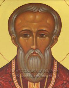 Икона «Михаил Марков, мученик» (образец №2)