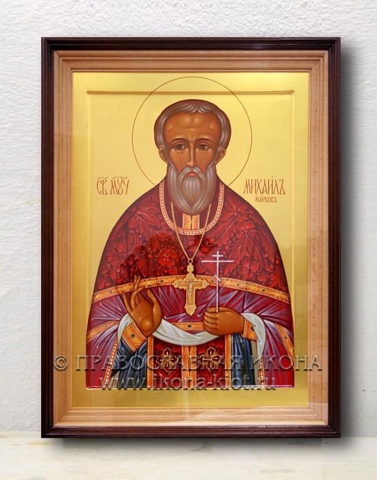 Икона «Михаил Марков, мученик» (образец №3)