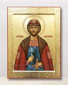 Икона «Михаил Тверской князь»