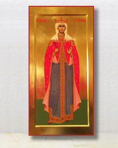 Икона «Милица, княгиня Сербская» (образец №2)
