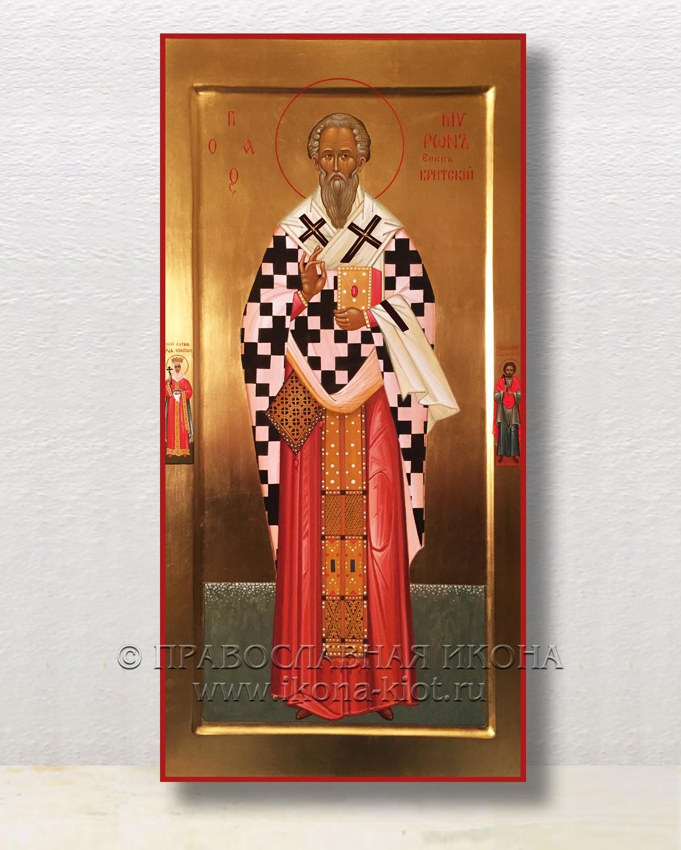 Икона «Мирон Критский, святитель, епископ» (образец №2)