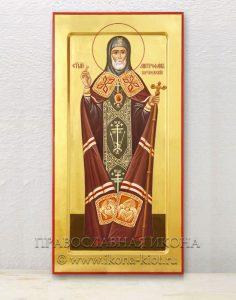 Икона «Митрофан Воронежский, епископ» (образец №4)
