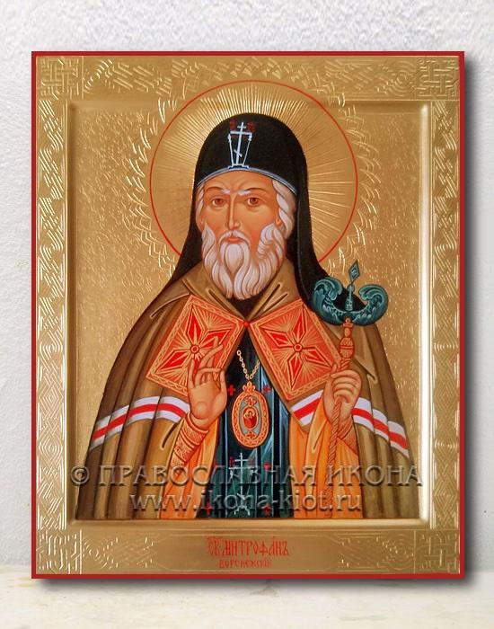 Икона «Митрофан Воронежский, епископ» (образец №2)