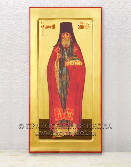 Икона «Моисей Оптинский, преподобный»