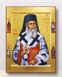 Икона «Нектарий Эгинский, святитель» (образец №3)