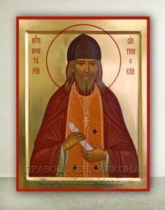 Икона «Нектарий Оптинский, преподобный» (образец №1)